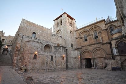 Picture of Footsteps of Jesus With Dr. Richard & Elaine Horner February 3 – 12, 2020