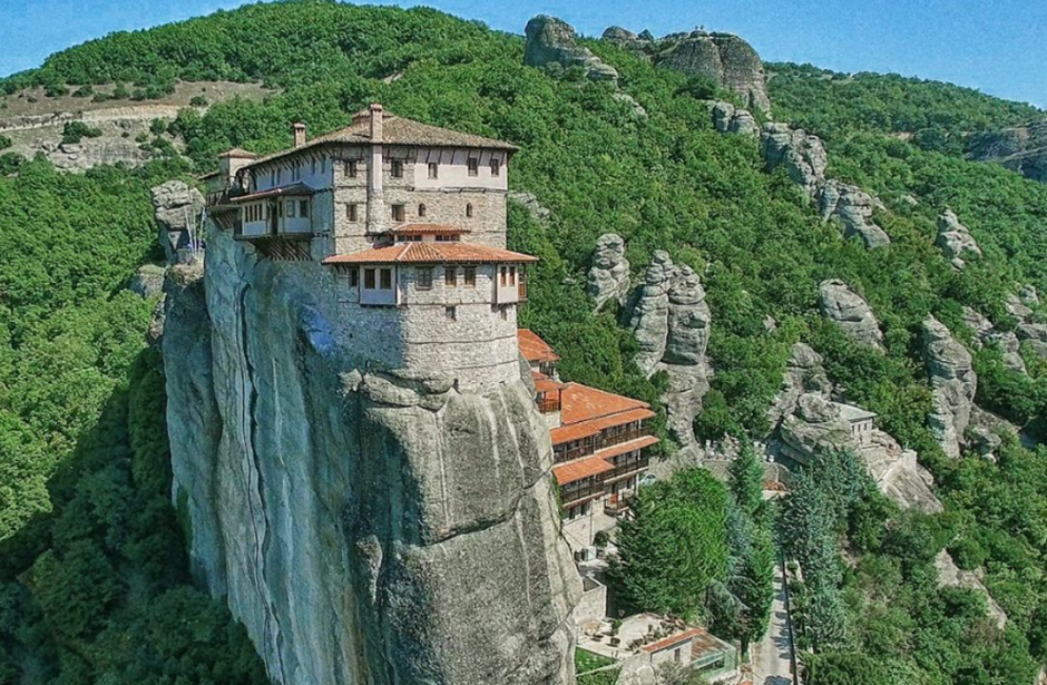 Picture of St. Paul in Greece